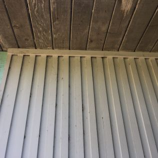 Wide Groove Siding